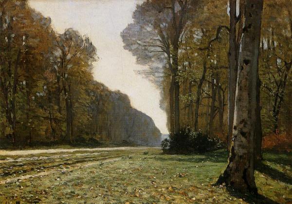 Claude monet peintre lumineux universellement admir sa - Peindre des paves autobloquants ...