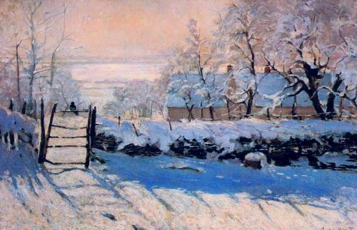 Monet Magpie