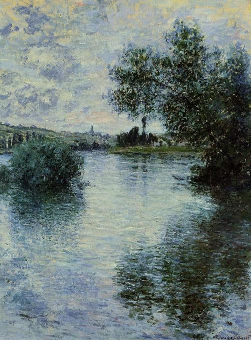 The Seine at Vetheuil