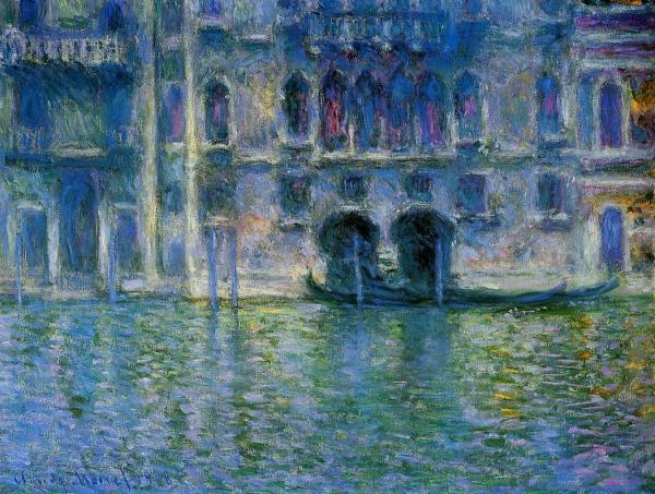 Monet Palazzo da Mula Venice