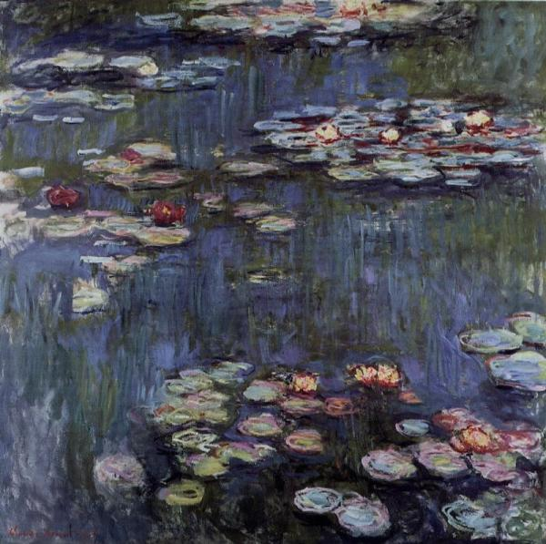 Monet Water-Lilies
