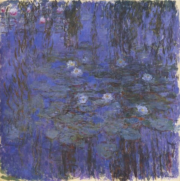 Claude Monet Water-Lilies