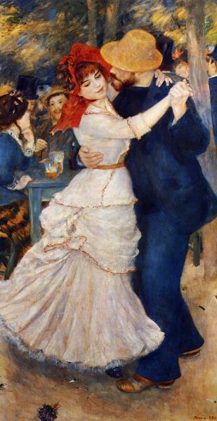 Renoir Dance in Bougival
