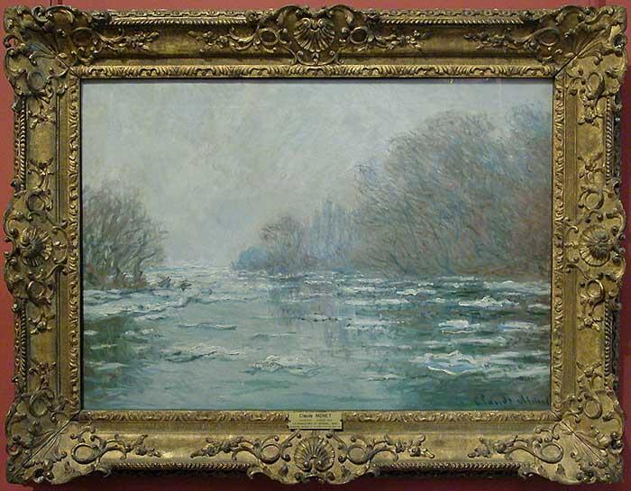 les Monet du Louvre